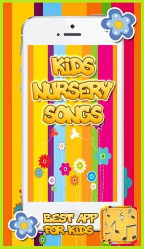 Kids Nursery Songs iPhone App Source Code